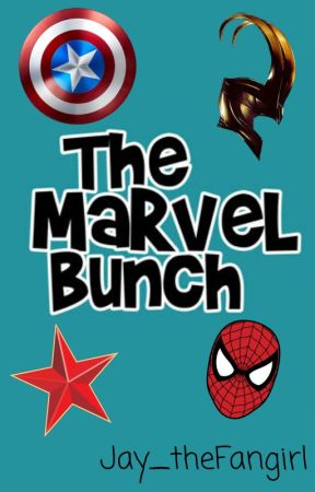 The Marvel Bunch: One Shots by Jay_theFangirl