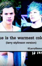 Blue is the warmest color by LarryHsmut