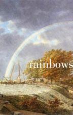 Rainbows  by poesiie