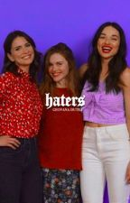 HATERS × TEEN WOLF by parisbrina