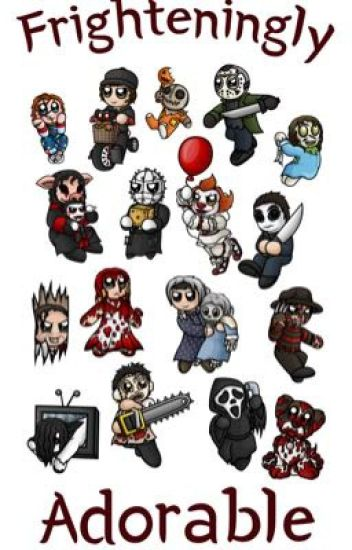Slasher Characters Oneshots and imagines  (ON HOLD