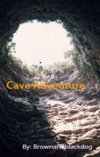 Cave Adventure by brownandblackdog