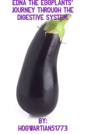 Edna the Eggplants Journey Through the Digestive System. by Hogwartian51773