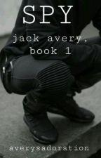 Spy • Jack Avery by jovialjackavery