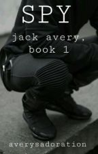 Spy • Jack Avery by averysadoration