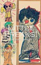Little Freaks! (Child Youtuber!Egos x DayCare!Reader) by UltimateShipperGurl