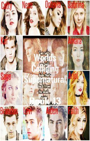 Worlds Colliding (Supernatural) Book 13 by heartofice97