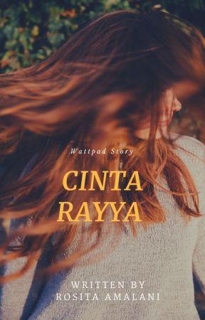 Cinta Rayya by RositaAmalani