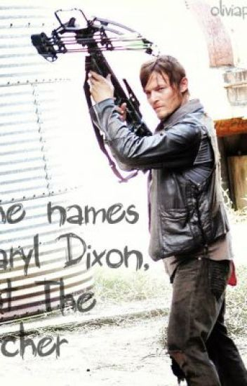The names Daryl Dixon, not The Archer.