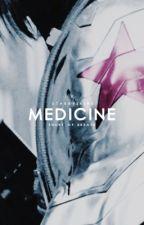 medicine | bucky barnes by starryskins