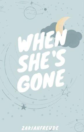 When She's Gone  by usami_miyuki