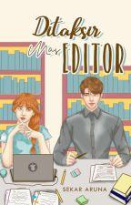 Ditaksir Mas Editor by purpleefloo