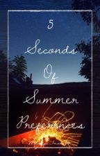 5 Seconds Of Summer Preferences by MixtapeFrom94