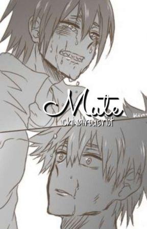 Mute - KiriBaku fic by chivalrousriot