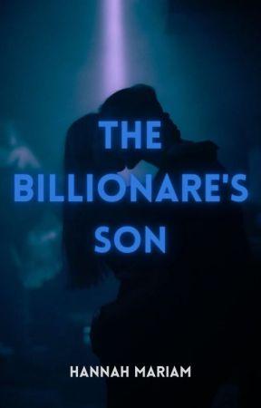 The Billionaire's Son (Monterio Series #2) by hanmariam