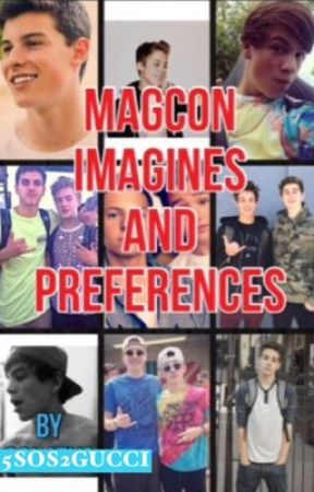MagCon Imagines and Preferences - He Indirectly Tweets You After You