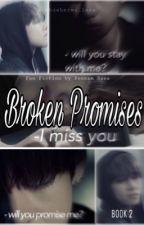 Broken Promises ||Kim TaehyungxReaders|| by biebermy_love
