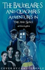 The Baudelaire's and Quagmire's adventures through time and space by artlovingbre