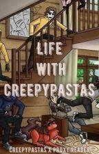 Creepypasta X Reader // Life With Creepypastas by Vikingmetaltoby