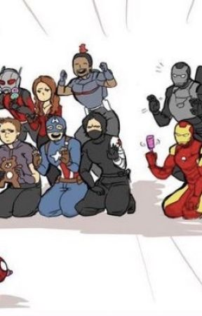 Avengers: Infinity War. by Invisible_12-03