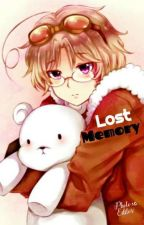 Lost Memory (Canada X reader) by TheMagicWriter25