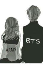 BTS ve Biz Armyler by -benimdin_-