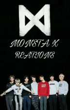 °• Monsta X Reactions •° by MihMinMXkpp