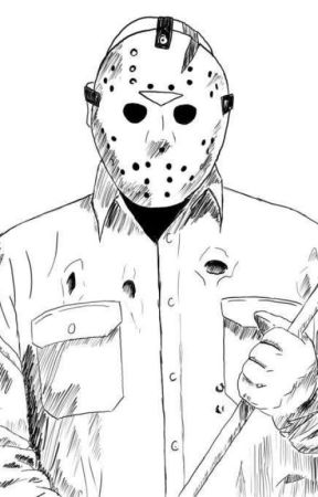 Jason Voorhees x Male by Cam0rra