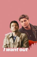 i want out [destiel] by violwhis