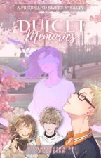 DULCET (Prequel to SWEET N' SALTY) → K. Tsukishima × Reader by ellyxirr
