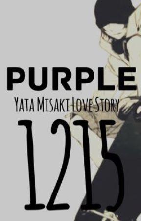 Purple - Yata Misaki Love Story by Sincerely_1215
