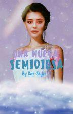 UNA NUEVA SEMIDIOSA ⚜️ Nico Di Angelo X ____... by Park-Skyler