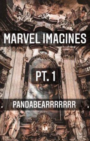 Avengers Imagines by pandabearrrrrrr