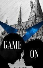 Game On | Lance x Reader(Harry Potter AU) by Calybear7