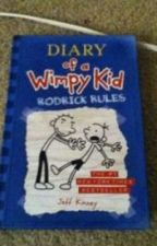 Diary of a wimpy kid rodrick rules by dorkcat