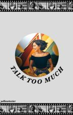 TALK TOO MUCH | j. anderson by yellowtozier