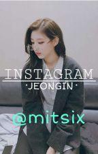 Instagram || JeongIn (BANGLYZ)  by youngdumbenbroke