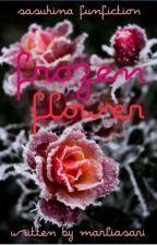 Frozen Flower by Marlia182