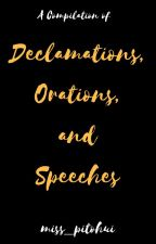 Declamation,Oration,Speeches,etc. by Another_Mei