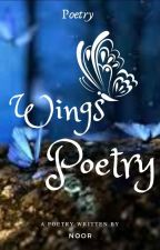 Wings Poetry  by Madeline_luv