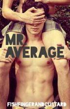 Mr. Average by fishfingerandcustard