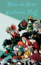 Boku no Hero Academia Stuff by YumeHoshi
