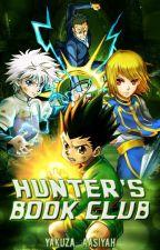 Hunter's Book Club by Yakuza_Aasiyah