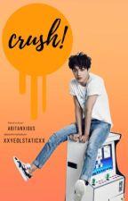 Crush  ➸ ChanKai  by xxyeolstaticxx