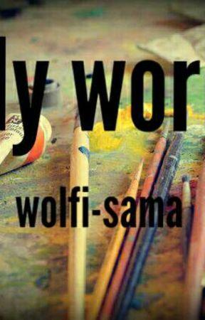 Mé výtvory by wolfi-sama