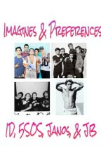 Imagines/preferences for 1D, 5SOS, Janos, & JB by ashleyd101