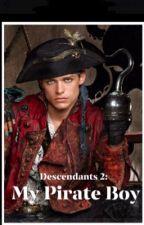 My Pirate Boy (Harry Hook x Reader) by Alexann12Chan