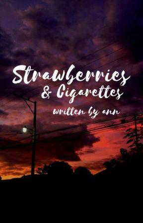 草莓|strawberries & cigarettes°yoonkook by helladick