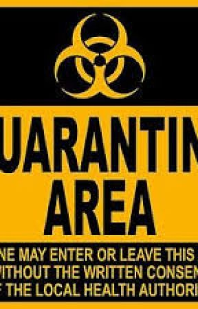 Quarantine Corner [An original story by Ghost] by ima_lil_ghostly