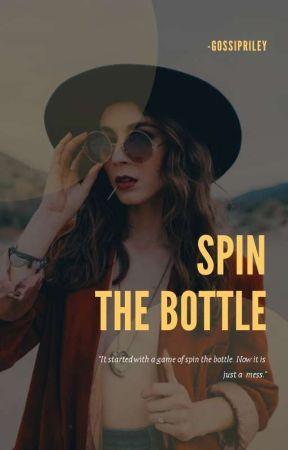 Spin The Bottle - Ian Somerhalder [1] by -GossipRiley